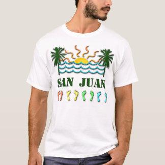 サンファン、プエルトリコ Tシャツ