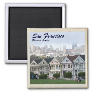 サンフランシスコのクールな磁石 マグネット