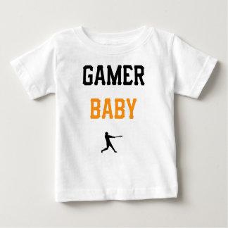 サンフランシスコのゲーマーのベビー ベビーTシャツ
