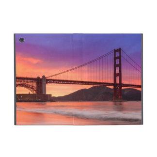 サンフランシスコのゴールデンゲートブリッジの捕獲 iPad MINI ケース