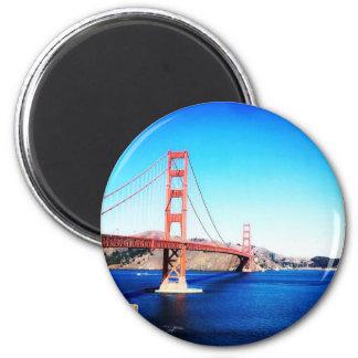 サンフランシスコのゴールデンゲートブリッジカリフォルニア マグネット