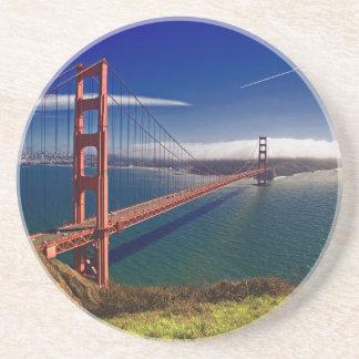 サンフランシスコのゴールデンゲートブリッジ コースター