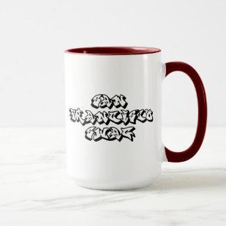 サンフランシスコのスワッグ マグカップ
