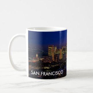 サンフランシスコのマグ コーヒーマグカップ