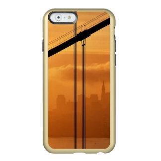 サンフランシスコの前のゴールデンゲートブリッジ INCIPIO FEATHER SHINE iPhone 6ケース