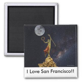 サンフランシスコの台所磁石 マグネット