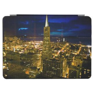 サンフランシスコの夜眺め。 iPad AIR カバー