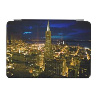 サンフランシスコの夜眺め。 iPad MINIカバー