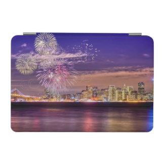 サンフランシスコの新年の花火 iPad MINIカバー