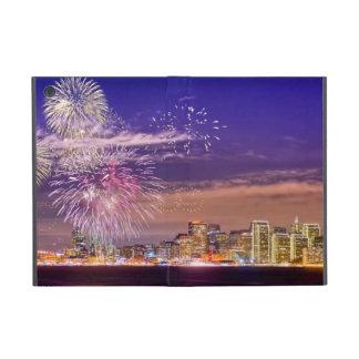 サンフランシスコの新年の花火 iPad MINI ケース
