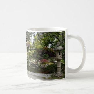 サンフランシスコの日本のな茶庭#3のマグ コーヒーマグカップ