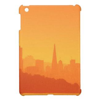 サンフランシスコの明るい日没 iPad MINIカバー