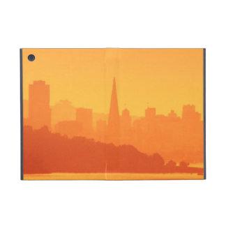 サンフランシスコの明るい日没 iPad MINI ケース
