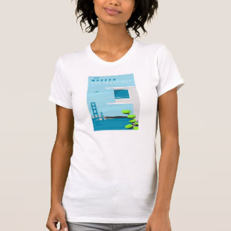サンフランシスコの服装 Tシャツ