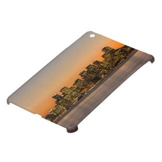 サンフランシスコの美しい日没 iPad MINIカバー