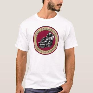 サンフランシスコの肘掛け椅子QBのTシャツ Tシャツ