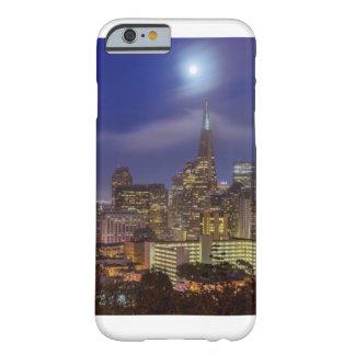 サンフランシスコの電話箱 BARELY THERE iPhone 6 ケース