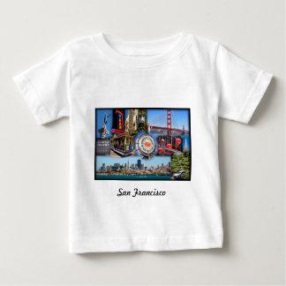 サンフランシスコの魅力 ベビーTシャツ