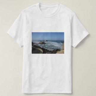 サンフランシスコは端#2のTシャツを上陸させます Tシャツ