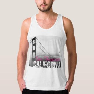 サンフランシスコカリフォルニアのタンクトップ タンクトップ