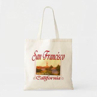 サンフランシスコカリフォルニア トートバッグ