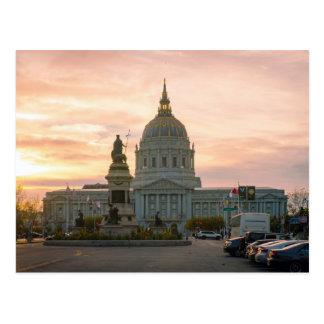 サンフランシスコ市役所 ポストカード