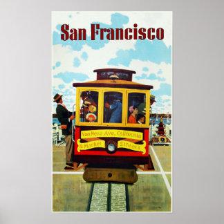 サンフランシスコ旅行ポスター ポスター