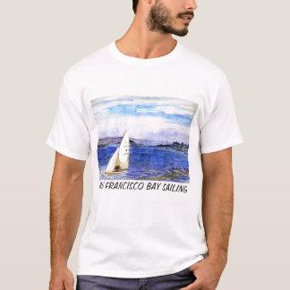 サンフランシスコ湾の航行 Tシャツ