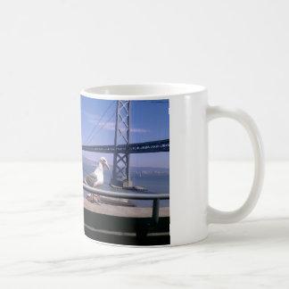 サンフランシスコ湾橋 コーヒーマグカップ