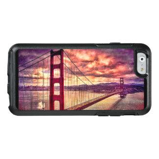 サンフランシスコ、カリフォルニアのゴールデンゲートブリッジ オッターボックスiPhone 6/6Sケース