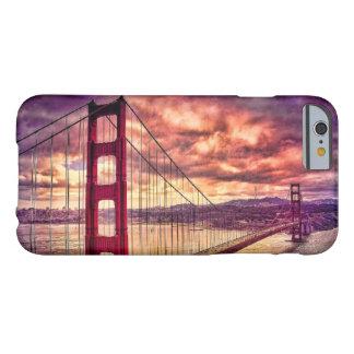サンフランシスコ、カリフォルニアのゴールデンゲートブリッジ BARELY THERE iPhone 6 ケース