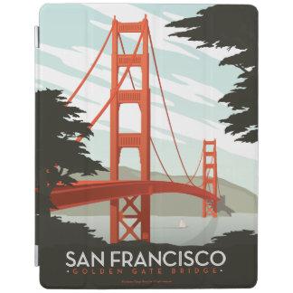 サンフランシスコ、カリフォルニア-ゴールデンゲートブリッジ iPadスマートカバー