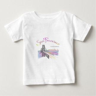 サンフランシスコ、カリフォルニア ベビーTシャツ