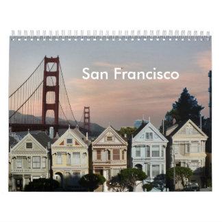 サンフランシスコ カレンダー