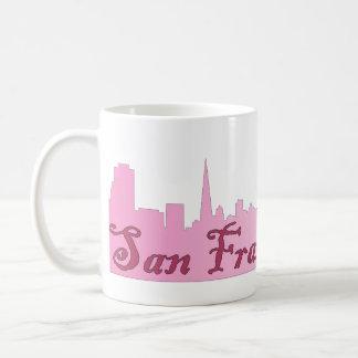 サンフランシスコ コーヒーマグカップ
