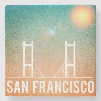 サンフランシスコ ストーンコースター