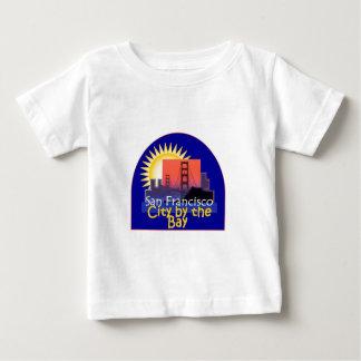 サンフランシスコ ベビーTシャツ