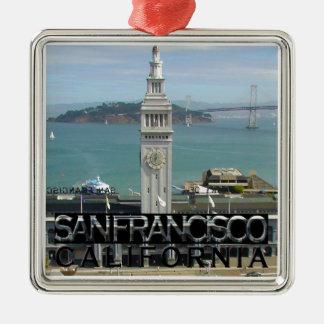 サンフランシスコ メタルオーナメント