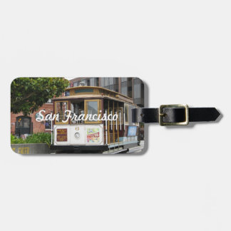サンフランシスコ ラゲッジタグ