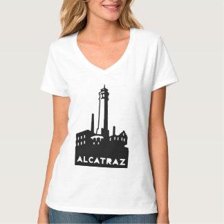 サンフランシスコAlcatrazのTシャツ Tシャツ