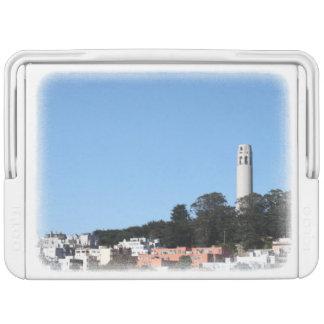 サンフランシスコCoitタワー クールボックス