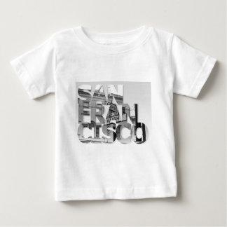 サンフランシスコHaight Ashbury ベビーTシャツ