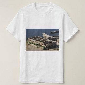 サンフランシスコSutroの浴室の台なし#2のTシャツ Tシャツ