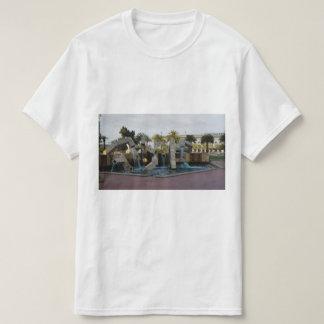 サンフランシスコVaillancourtの噴水#2のTシャツ Tシャツ