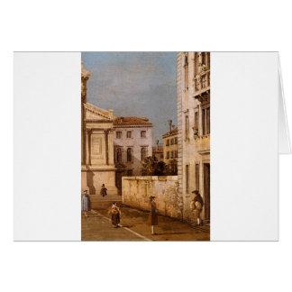サンフランチェスコのdellaのVigna、教会およびカンポ カード
