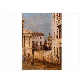 サンフランチェスコのdellaのVigna、教会およびカンポ ポストカード