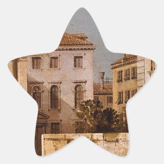 サンフランチェスコのdellaのVigna、教会およびカンポ 星シール