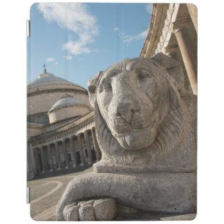 サンフランチェスコdi Paolaの前のライオンの彫像 iPadスマートカバー