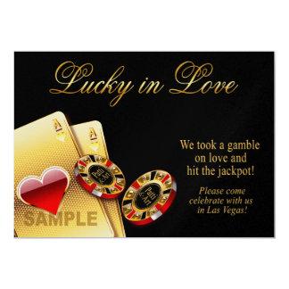 サンプルカジノのスタイル|の紙: シャンペンのきらめく カード