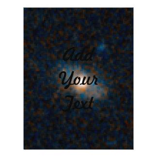 サンプル 銀河系 25783 フルカラーチラシ